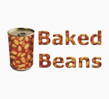 Baked Beans Can by MarkUK97