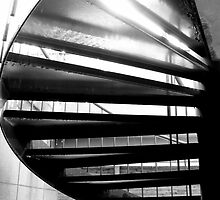 Liquid staircase by melb100