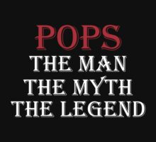 POPS THE MAN THE MYTH THE LEGEND by Orphansdesigns