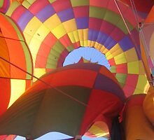 Deflating the balloon by justineb