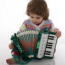 My accordian by Rosina  Lamberti