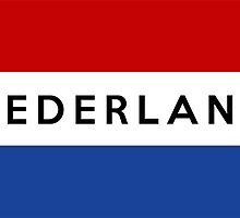 flag of netherlands by tony4urban