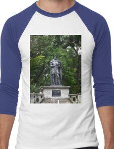Spanish Conquistador Vásquez de Coronado Men's Baseball ¾ T-Shirt