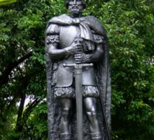 Spanish Conquistador Vásquez de Coronado Sticker