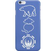 Bears. Beats. Battlestar Galactica iPhone Case/Skin