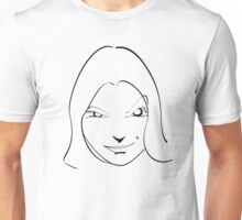smart lady Unisex T-Shirt