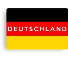 Deutschland Canvas Print