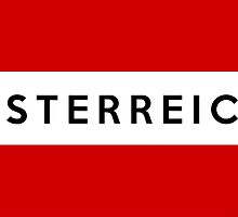 flag of austria by tony4urban