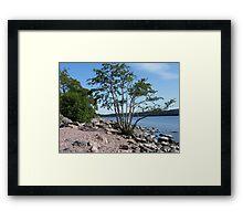 Loch Ness Framed Print