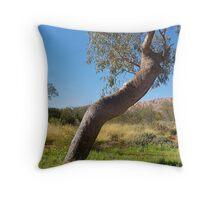 Boab Tree Throw Pillow