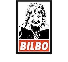 Hobbit - Bilbo Photographic Print