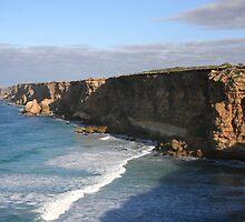 Great Australian Bight by trekka