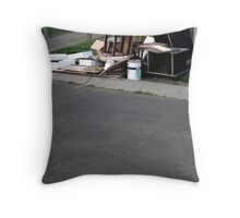 The Treasure Chest 02. Throw Pillow