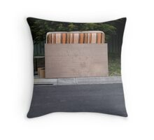The Treasure Chest 04. Throw Pillow