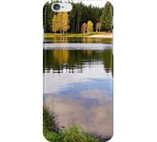 Chenerailles 1, Lake  iPhone Case/Skin