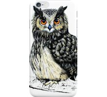 Eagle Owl iPhone Case/Skin