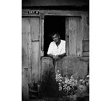 Fisherman's Worries Photographic Print