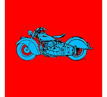 Indian Chief 1948 Photographic Print