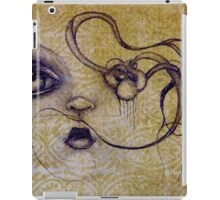 Original Art by ANGIECLEMENTINE iPad Case/Skin