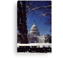 Capitol 6 Canvas Print