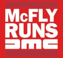 McFly Runs DMC Kids Tee