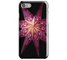 star light (purple) iPhone Case/Skin