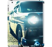 Cuba Old Car iPad Case/Skin
