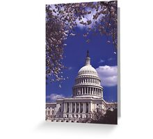 Capitol 9 Greeting Card
