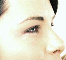 Eye Study by zouchai