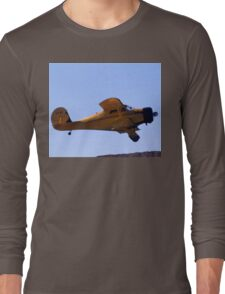 Beech Staggerwing VH-UXP, Queensland, Australia Long Sleeve T-Shirt