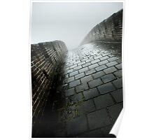 silent footsteps Poster