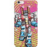 Screaming Air Commander iPhone Case/Skin