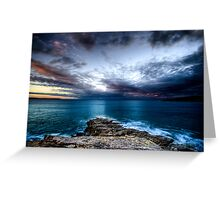 Pambula Beach Greeting Card