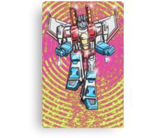 Screaming Air Commander Canvas Print