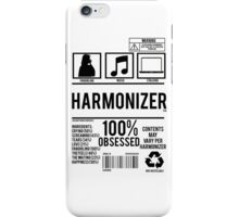 Harmonizer Logo Package! iPhone Case/Skin