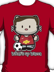 What's Up Wazza T-Shirt