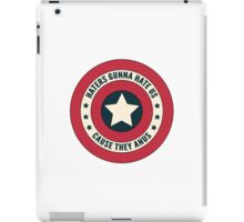 Haters Gunna Hate - Small iPad Case/Skin