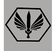 Fleet Special Ops Logo Photographic Print