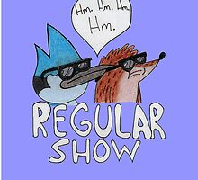 Regular Show by Whimzart