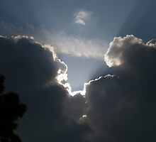 The Spot Light is On The HEAVENS by Heavenandus777