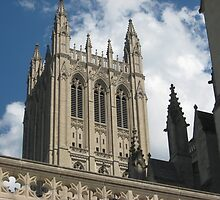 National Cathedral  by edeuley