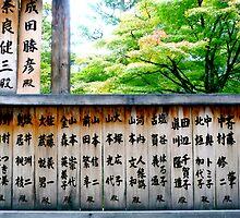 Kyoto, Japan by geikomaiko