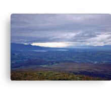 Lakes Of killarney and dingle Canvas Print