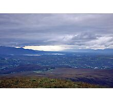 Lakes Of killarney and dingle Photographic Print