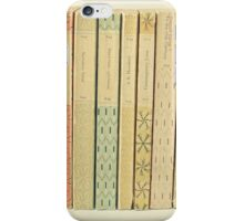 Old Books iPhone Case/Skin