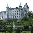 Dunrobin Castle by pat oubridge