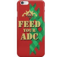 Feed your ADC - v.2 iPhone Case/Skin