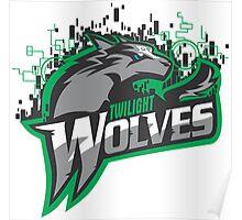 Twilight Wolves Poster