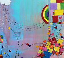 Flower Garden by sunnyklee