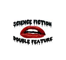 Science Fiction Double Feature Photographic Print